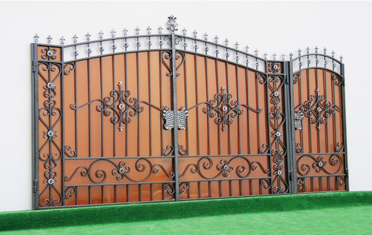 Отзывы ворота ворота металлические дешево пермь